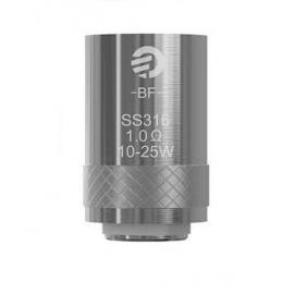Сменный испаритель BF SS316 1 Ом(Aio|Cubis)