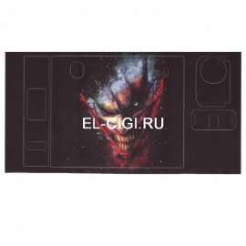 Наклейка на Cuboid 150w (Винил)