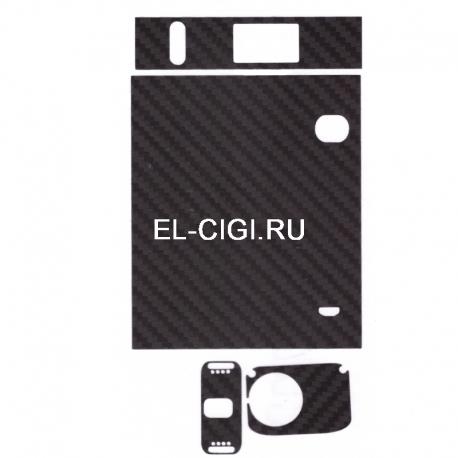 Наклейка на Cuboid 150w (Карбон)