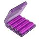 Кейс пластиковый 4х18650  H4 (Efest)