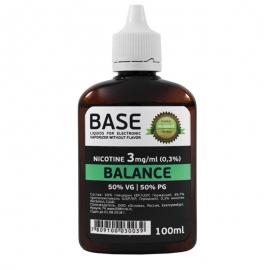 "Основа NicSelect 3мг ""Balance"" 50 vg 50 pg"