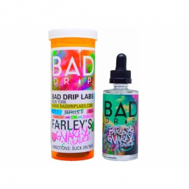 BAD DRIP Farley's gnarly sauce  60 мл