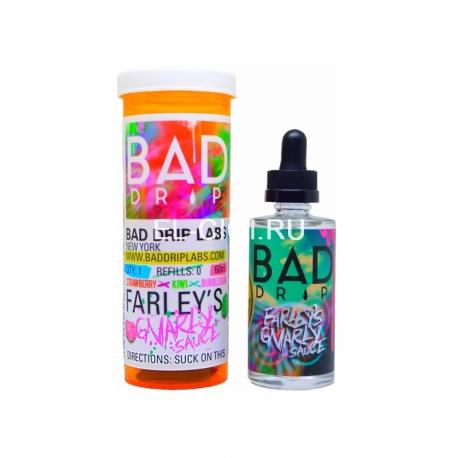 BAD DRIP Farley's gnarly sauce  60 мл