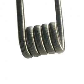Fused Clapton Coil 0.14 oHm (Hot Coils)