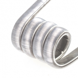 Framed Staple 0.12 oHm (Hot Coil)