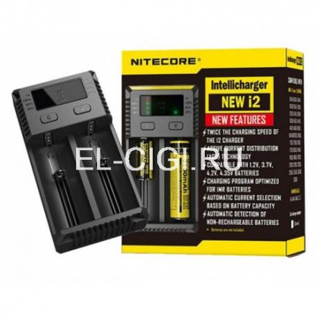 Зарядное устр-во для аккумулятора NITECORE i2