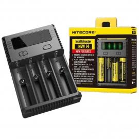 Зарядное устр-во для аккумулятора NITECORE i4 New