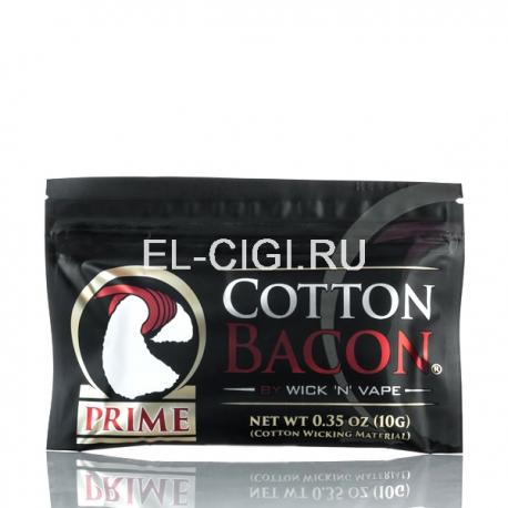 Вата Cotton Bacon Prime (Органический хлопок)