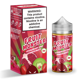 Fruit Monster - Strawberry Kiwi Pomegranate 100 мл жидкость
