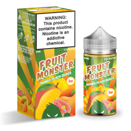 Fruit Monster Mango Peach Guava 100 мл жидкость