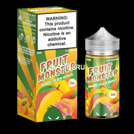 Fruit Monster Mango Peach Guava 100 мл жидкость