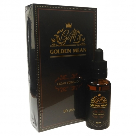 Golden Mean - Cigar Tobacco жидкость 50 мл.