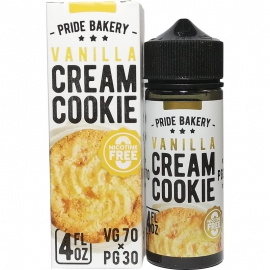 Cream Cookie - Vanilla 120 мл