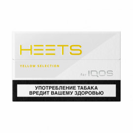 Стики Heets Yellow