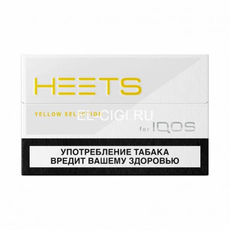 Стики Heets Yellow