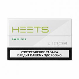 Стики Heets Green