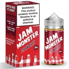 Jam Monster Strawberry 100 мл жидкость