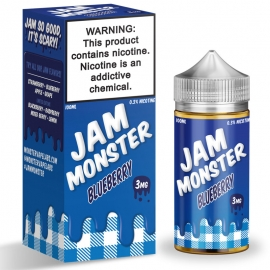 Jam Monster Blueberry 100 мл жидкость