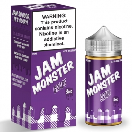 Jam Monster Grape 100 мл жидкость