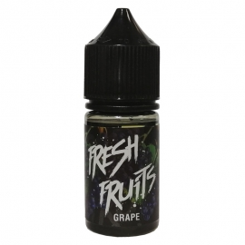 Fresh Fruits Salt - Grape жидкость 30 мл