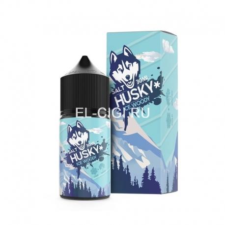 Husky Salt Ice Woody жидкость 30 мл