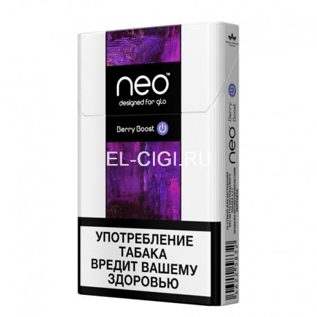 Стики NEO Nano - Berry Boost