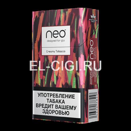 Стики NEO Demi - Creamy Tobacco