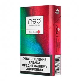 Стики NEO Demi - Ruby Boost