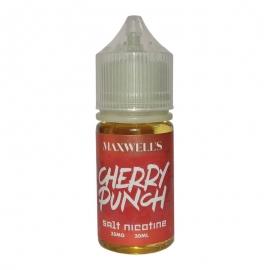 Maxwell's - Cherry Punch Salt Nicotine 30 мл