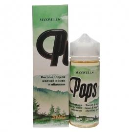 Maxwell's Pops 120 мл  жидкость