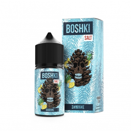 Boshki Salt - Зимние 30 мл