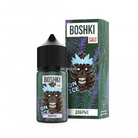 Boshki Salt - Добрые On Ice 30 мл