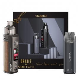 Набор Drag-S & Vmate Pod (Voopoo)