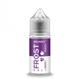 Frost Salt - Berry Peach 30 мл