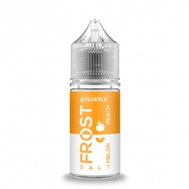 Frost Salt - Melon Peach 30 мл