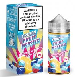 Frozen Fruit Monster - Blueberry Raspberry Lemon 100 мл жидкость