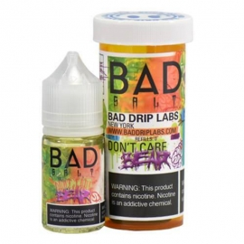 BAD DRIP Salt Don't Care Bear 30 мл