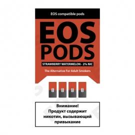 Сменный картридж EOS Pods x4 - Strawberry Watermelon