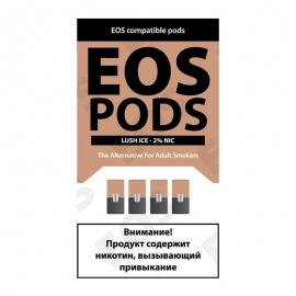 Сменный картридж EOS Pods x4 - Lush Ice