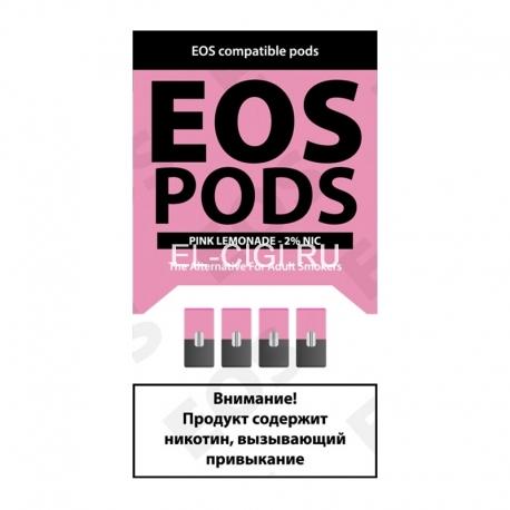 Сменный картридж EOS Pods x4 - Pink Lemonade