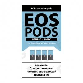 Сменный картридж EOS Pods x4 - Menthol