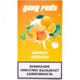 Картридж Gang для набора JUUL - Абрикос Апельсин