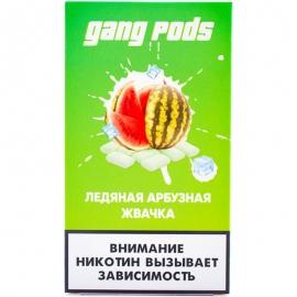 Картридж Gang для набора JUUL - Ледяная арбузная жвачка