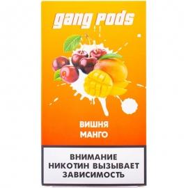 Картридж Gang для набора JUUL - Вишня Манго