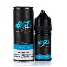 Nasty Juice Salt - Slow Blow жидкость 30 мл
