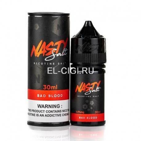 Nasty Juice Salt - Bad Blood жидкость 30 мл