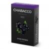 Бестабачная смесь для кальяна Chabacco - Black Currant