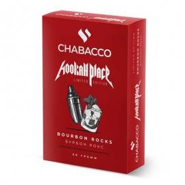 Бестабачная смесь для кальяна Chabacco - Bourbon Rocks
