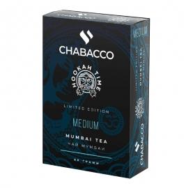 Бестабачная смесь для кальяна Chabacco - Mumbai Tea