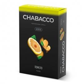 Бестабачная смесь для кальяна Chabacco - Pomelo